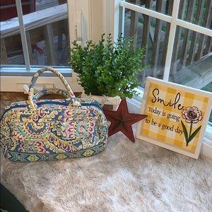 ⚠️Tad Dingy New Listing Vera Bradley Handbag